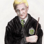 Harry Potter: Draco Malfoy (Tom Felton)