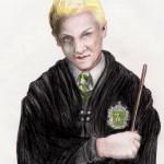Harry Potter: Draco Malfoy (Tom Felton)