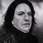 Harry Potter: Severus Snape (Alan Rickman)