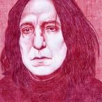Harry Potter: Severus Snape (Alan Rickman)