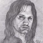 Der Herr der Ringe: Aragorn (Viggo Mortensen)