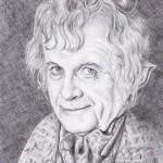 Der Herr der Ringe: Bilbo Beutlin (Ian Holm)