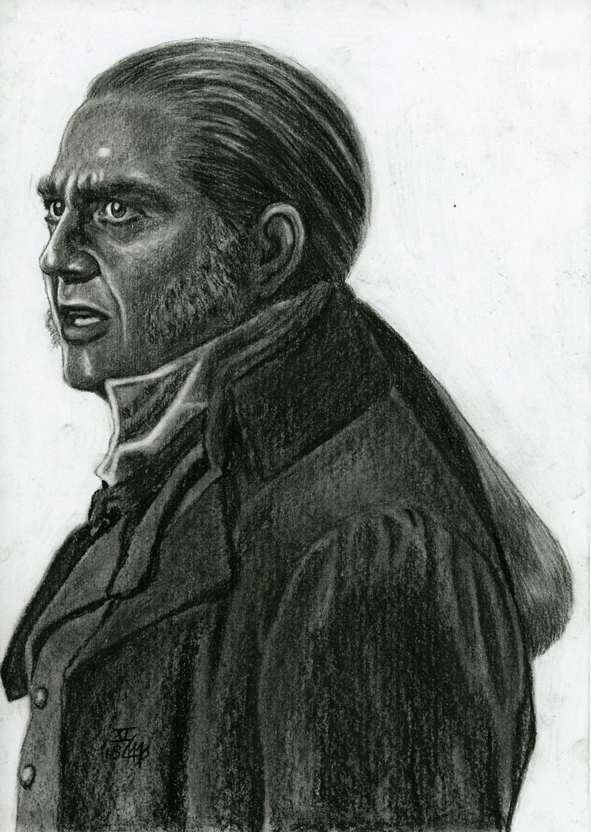 Les Misérables: Inspektor Javert (Philip Quast)
