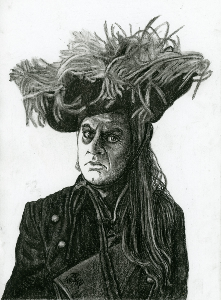 Les Misérables: Inspektor Javert (Jeff Nicholson)