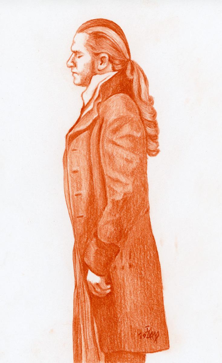 Les Misérables: Inspektor Javert (Christian Müller)
