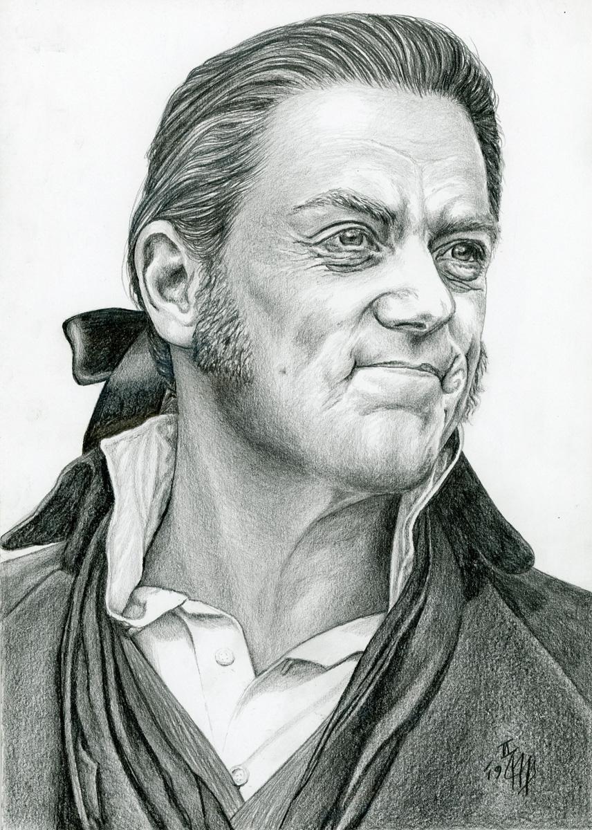 Les Misérables: Inspektor Javert (Jeremy Secomb)