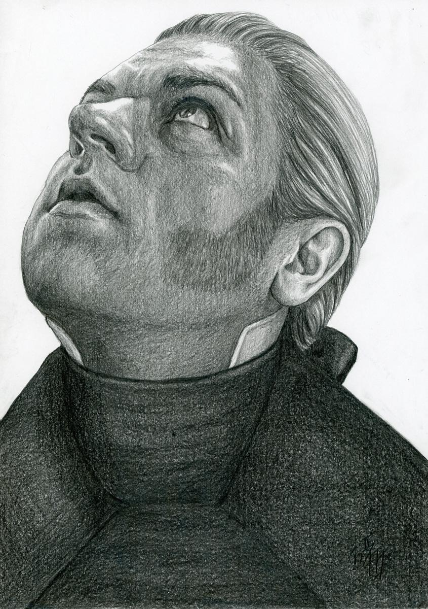 Les Misérables: Inspektor Javert (Christian Alexander Müller)