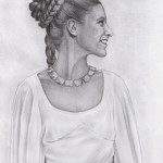 Star Wars: Prinzessin Leia Organa (Carrie Fisher)