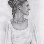 Star Wars: Prinzessin Leia Organa (Carrie Fisher)