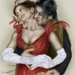 Van Helsing: Anna und Dracula (Kate Beckinsale und Richard Roxburgh)