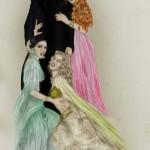 Van Helsing: Verona, Marishka, Aleera und Dracula (Silvia Colloca, Josie Maran, Elena Anaya, Richard Roxburgh)