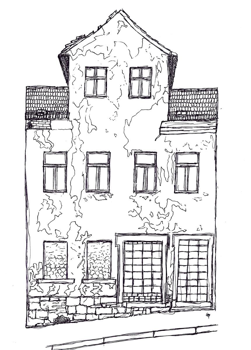 Rahnestraße 14 in Zeitz