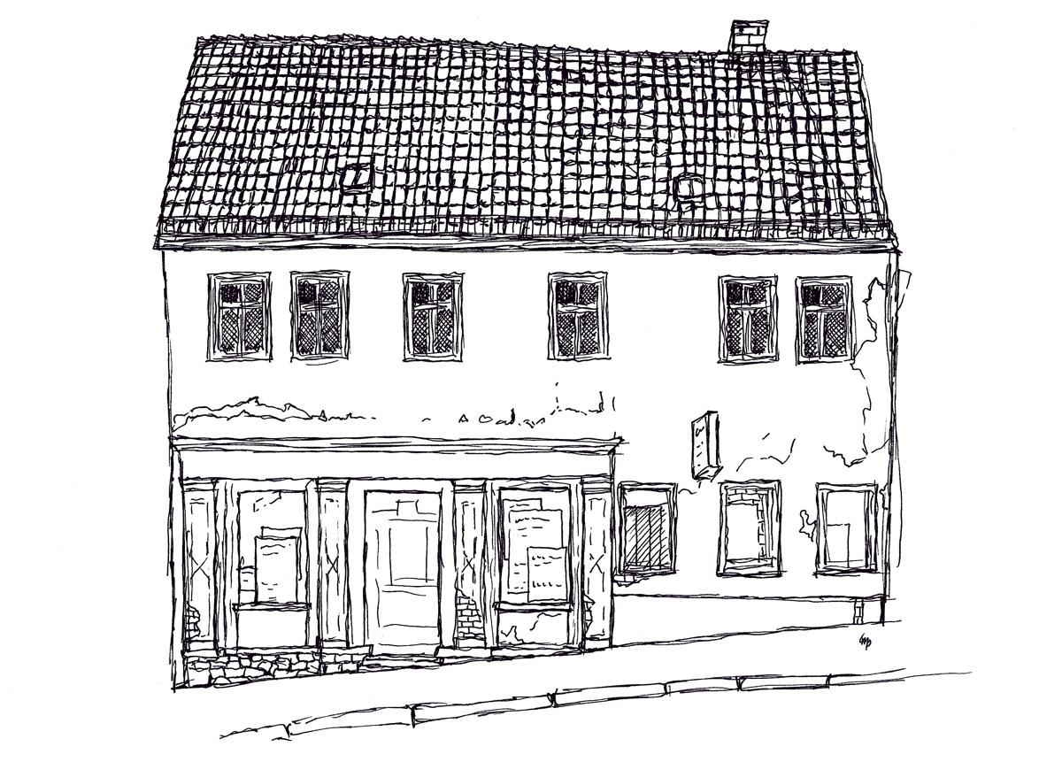 Rahnestraße 5 in Zeitz