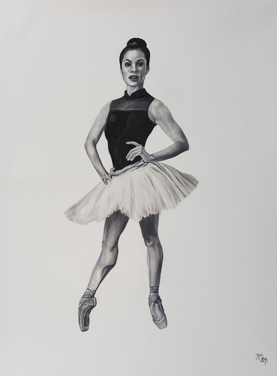 Tänzerin (Misty Copeland)