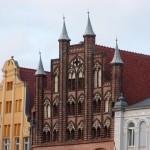 Backsteinhaus am Alten Markt (Stralsund)