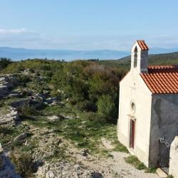 Friedhofskapelle von Lubenice