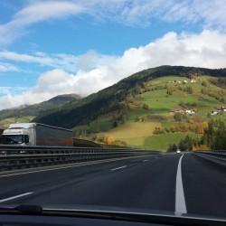 Panorama in Österreich