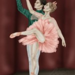 Dornröschen: Prinzessin Aurora und Prinz Florimund