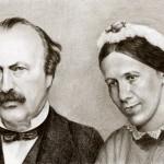 Bernhard von Gudden und Clarissa von Gudden