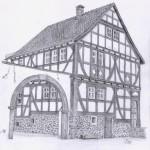 Fachwerkhaus 'Haus aus Laubach'