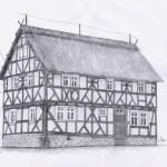 Fachwerkhaus 'Haus Heck aus Friedensdorf'