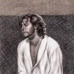Carmen: Don José (Roberto Alagna), Pastellkreide
