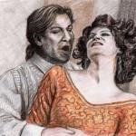 La Rondine: Ruggero Lastouc und Magda de Civry (Roberto Alagna und Angela Gheorghiu)