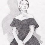 La traviata: Violetta Valéry (Maria Callas)