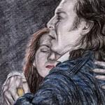 Lucie de Lammermoor: Lucie de Lammermoor und Edgar Ravenswood (Patrizia Ciofi und Roberto Alagna)