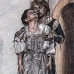 Rigoletto: Gilda und der Herzog von Mantua (unbekannt und Roberto Alagna)