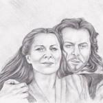 Romeo et Juliette: Juliette Capulet und Romeo Montague (Angela Gheorghiu und Roberto Alagna)
