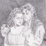 Tosca: Floria Tosca und Mario Cavaradossi (Angela Gheorghiu und Roberto Alagna)
