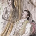 Werther: Charlotte und Werther (Angela Gheorghiu und Roberto Alagna)
