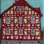 Fachwerkhaus 'Wohnhaus aus Schlitz'