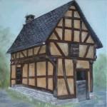 Fachwerkhaus 'Schmiede aus Weinbach'