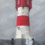Leuchtturm 'Roter Sand'