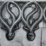 Gotisches Maßwerk