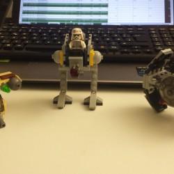 Drei neue Lego-Star-Wars-Figuren
