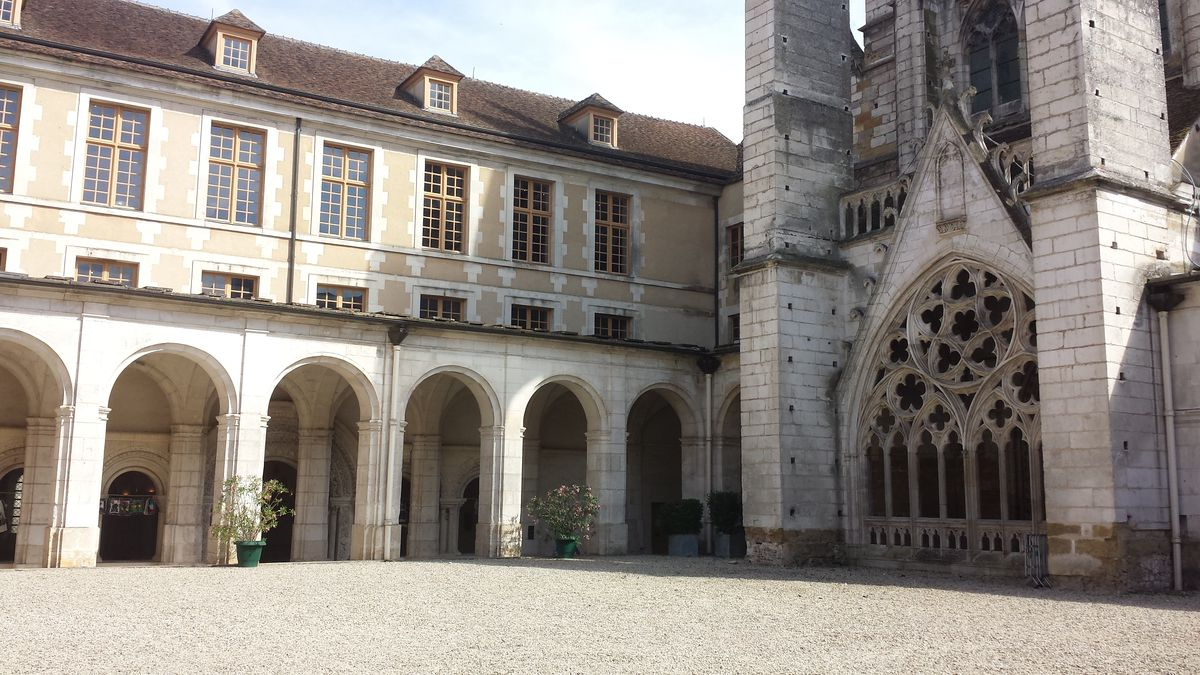 Abbaye Saint-Germain d'Auxerre