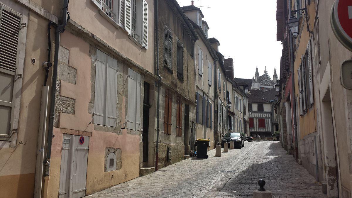 Altstadt von Auxerre