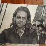 Captain Jack Aubrey (Russell Crowe)