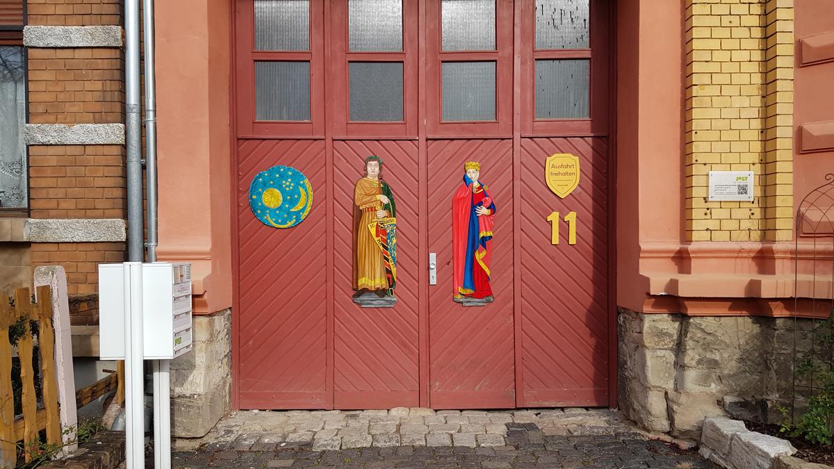 Himmelsscheibe von Nebra, Ekkehard II., Markgraf von Meißen, Uta von Ballenstedt