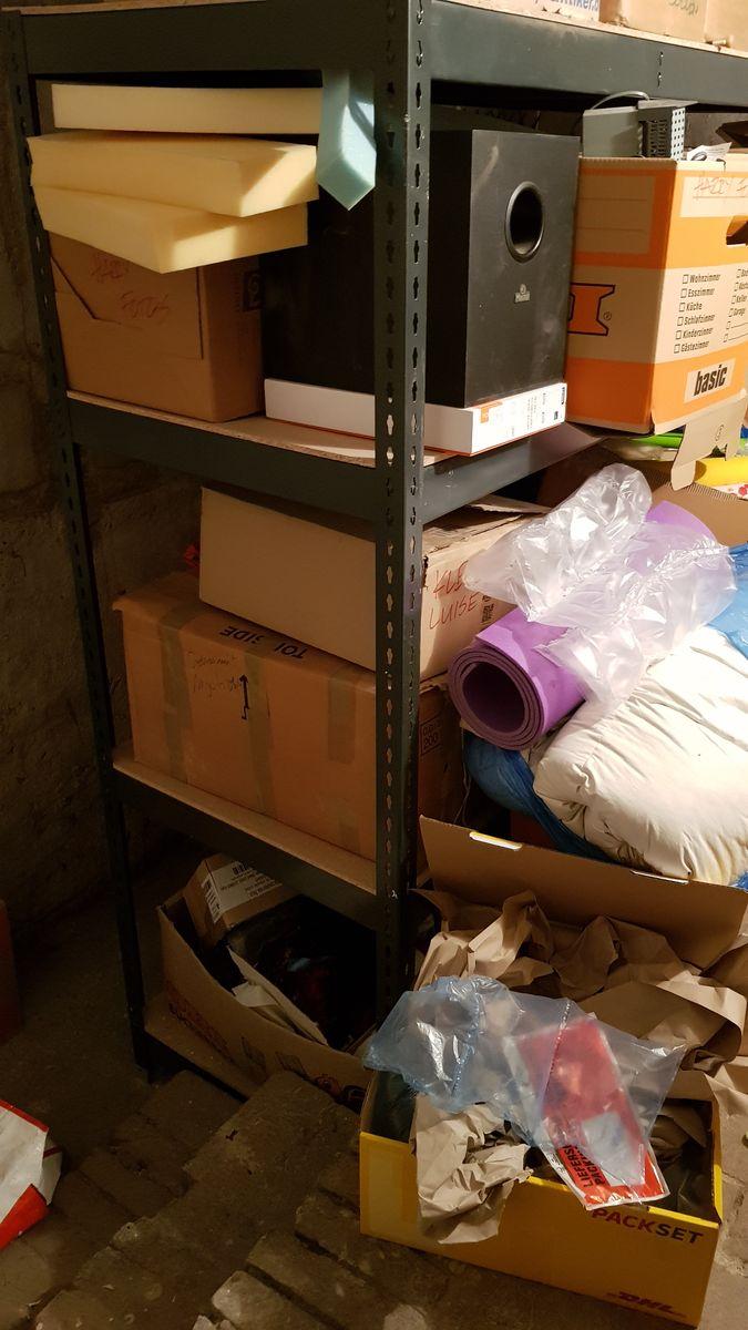Dieser Müllkeller wird noch weiter gefüllt
